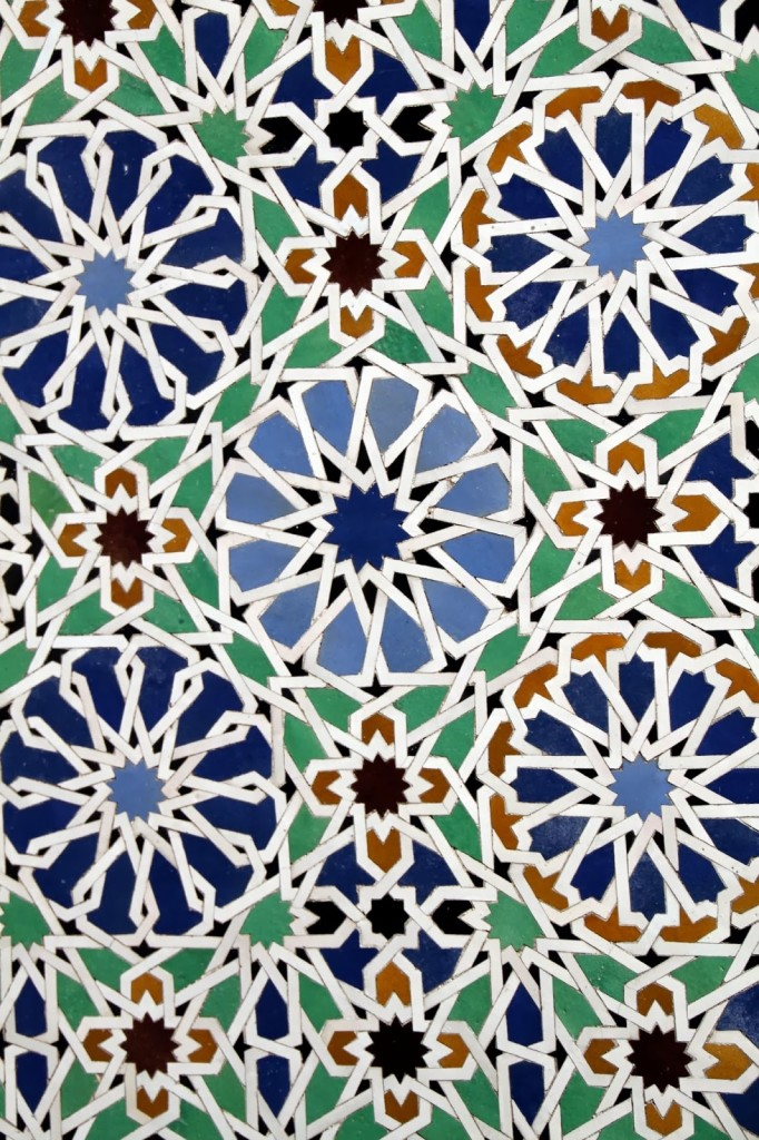 islamic star tile3
